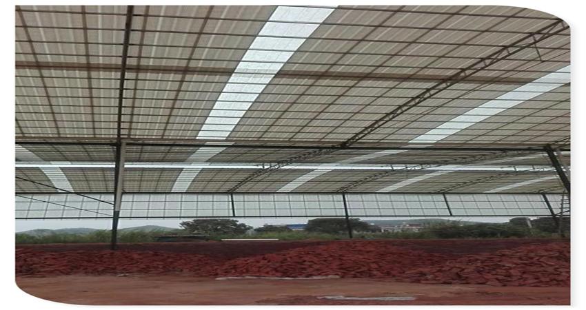 为什么养猪场都用采光瓦?